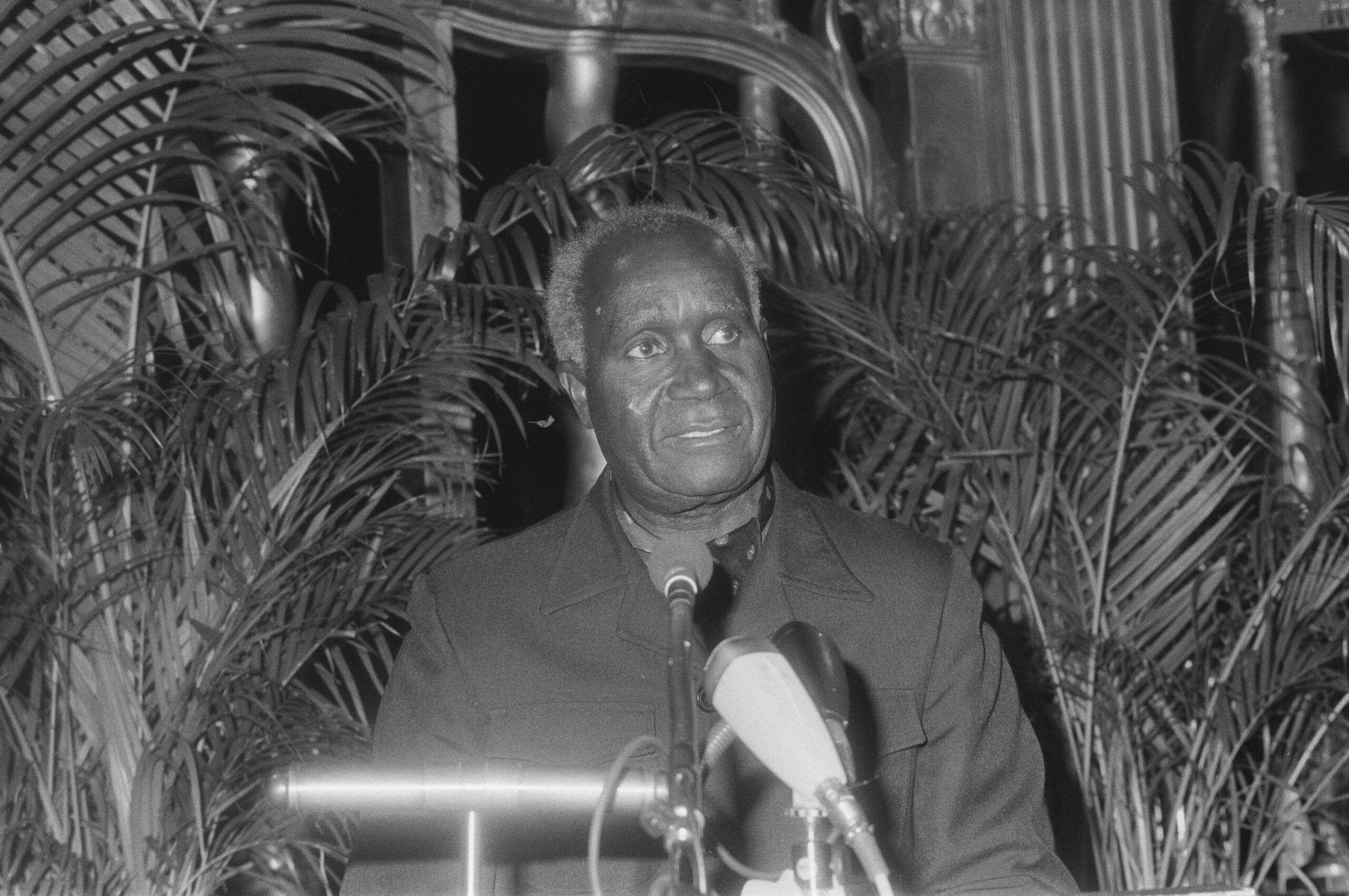 A Nation Mourns, His Excellency Dr. Kenneth David Kaunda, First President of the Republic of Zambia
